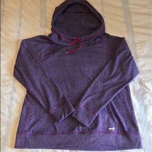 AVIA  Purple Hoodie